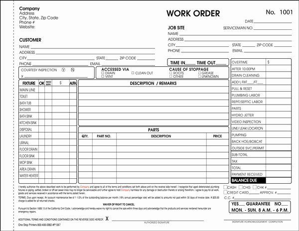 Stop Work Order Template Unique Massachusetts Plumbing Drain Cleaning And Septic System Templates Plumbing Drains Septic System