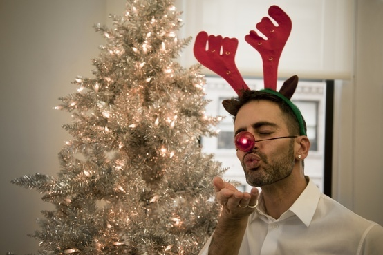 Happy Holidays from Marc!