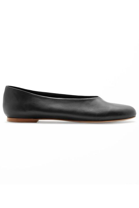 Cos Slip-On Leather Shoes,cosstores.com