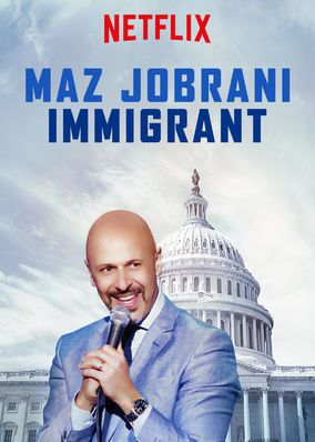 Maz Jobrani: Immigrant (2017) - Iranian American comic Maz Jobrani lights up the Kennedy Center with riffs on immigrant life in the Trump era, modern parenting pitfalls and more.