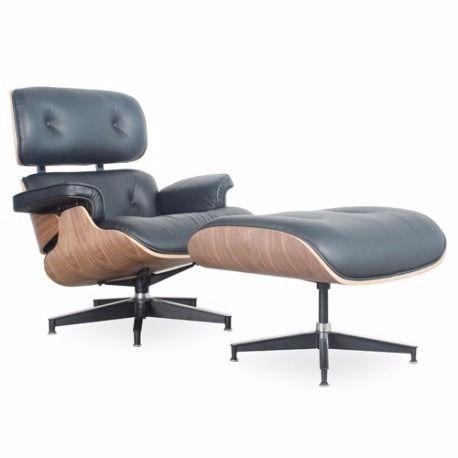 Sillón Eames Piel! Excelente Calidad Super Promocion!