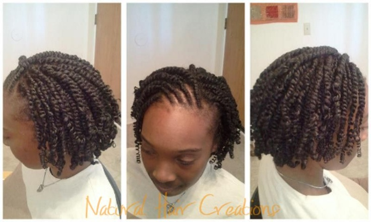 How To Style A Natural African Hair