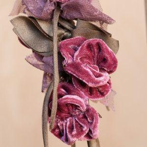 Un piccolo fiore di velluto da La Fiora Pazza