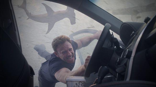 Has Sharknado Jumped the Shark? 'Oh Hell No!' Ratings Drop 31%   Adweek