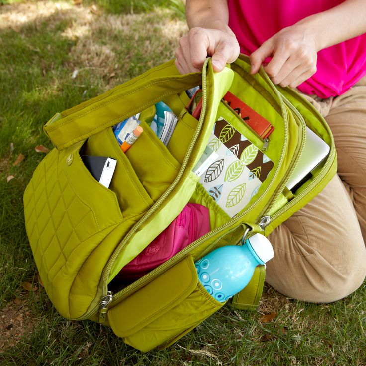 Lug: NEW for Fall 2012: The Sprout Carry-All Bag!