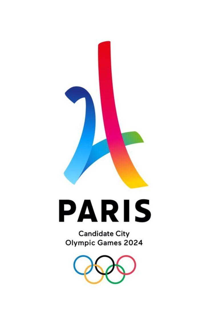 Olympic rings logo rio 2016 olympics logo designed by fred gelli - Voici Le Logo De La Candidature De Paris Aux Jeux Olympiques 2024 Check More At Http Olympic Logoworst Logosdesign