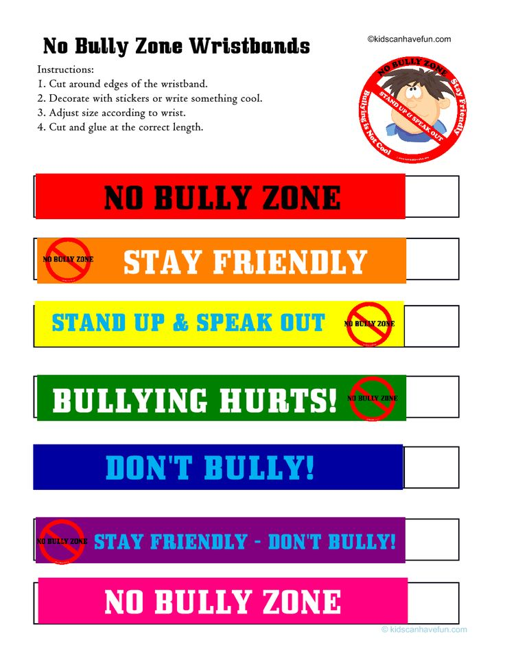 55 best images about The NO BULLY ZONE on Pinterest | Stop ...