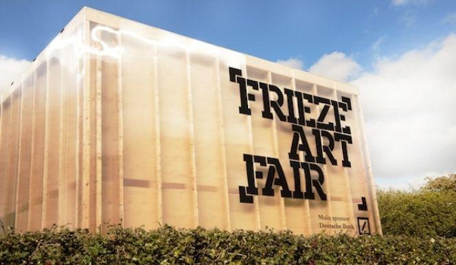 Frieze art fair the biggest event in the london art calendar is almost upon us http://ift.tt/2d3WLrT