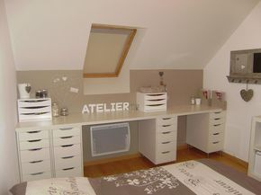 25 best petit coin trending ideas on pinterest amenager - Amenager bureau dans salon ...