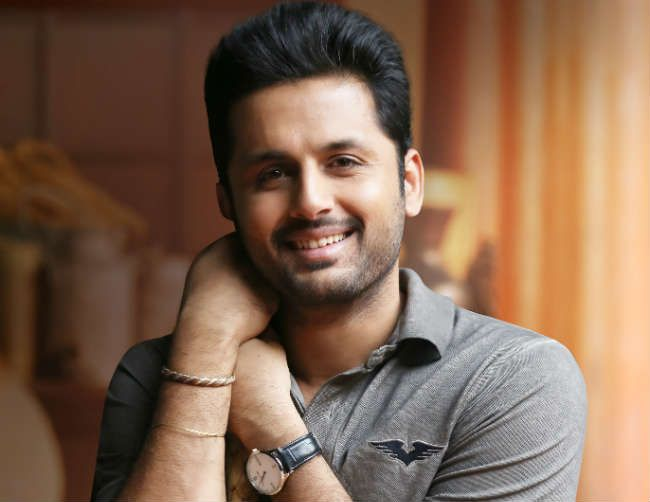 Nithin S Bhishma Movie To Kick Start Soon Celebrity Families Actor Photo Movies