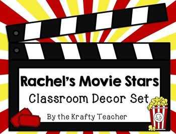 Roll out the Carpet for Back to School with this Room SetThis room decor set was designed for my friend Rachel. Her room is so cute! She is a music teacher turned classroom teacher so this is a great theme for her!This set includesAlphabetName LabelsWord Wall or Book LabelsDays of the WeekMonths of the YearTeam SignsClip ChartRewardsSchedule CardsBirthdaysCAFE Headersand so much more!***************************************************************************Looking for a Different Theme?