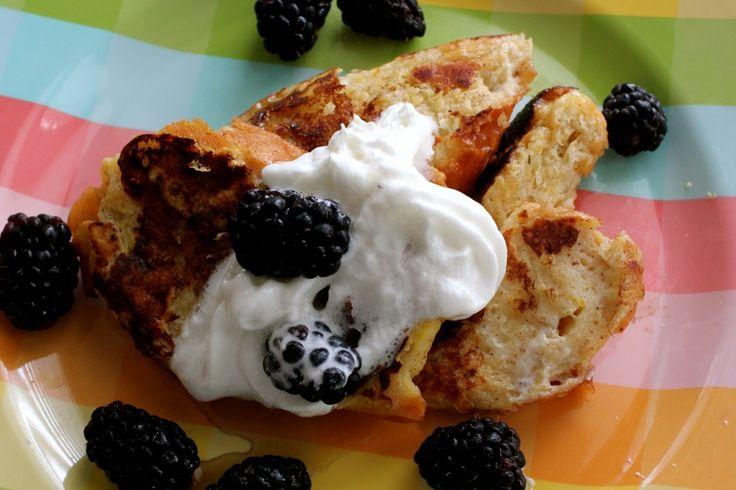 Baileys Challah French Toast
