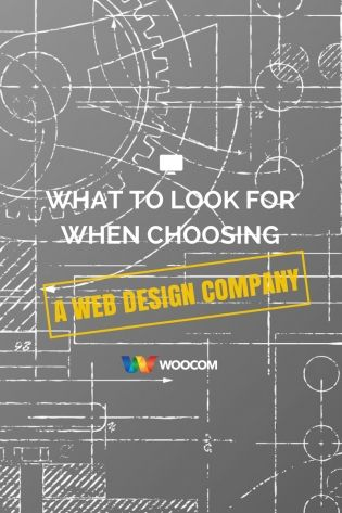 What to Look For When Choosing a Web Design Company The decision of which website design company to choose is important if you are serious about making your business a success online. Here's our 4 step guide on how to make the right decision.