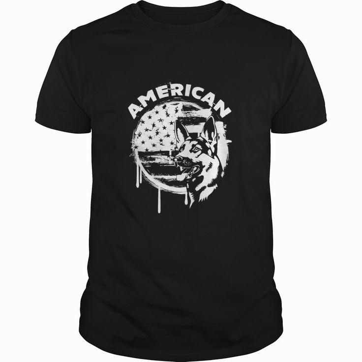 American German Shepherd 2