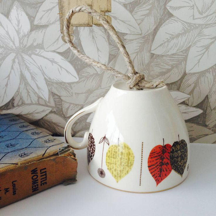 Teacup Birdfeeder from notonthehighstreet.com
