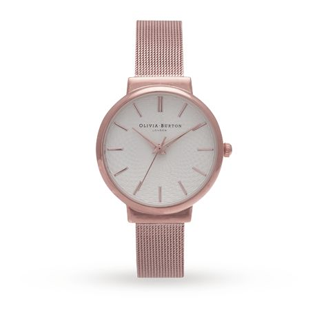 Ladies Watches - Olivia Burton The Hackney Ladies Watch - OB15TH04