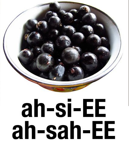 50 commonly mispronounced food words, plus 15 more | HellaWella