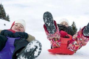 Parchi divertimento sulla neve
