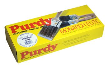 Purdy : Monarch Elite Synthetic Flat Decorating Brushes : Set of 3
