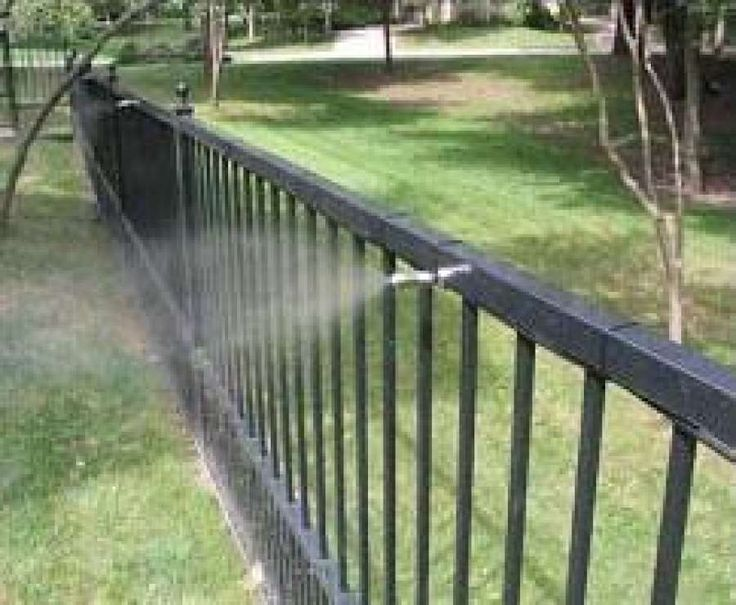 Everything you need to know about Mosquito Misting Systems from the EPA