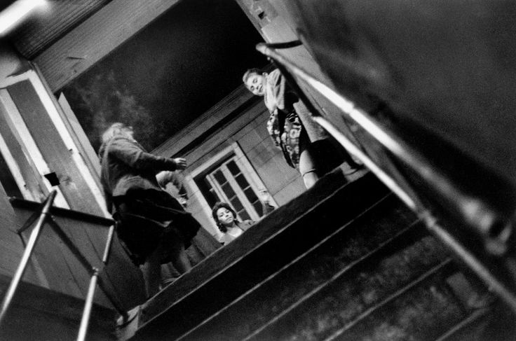 Larrain Prostitutas. 1963