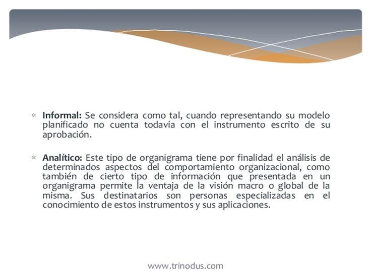 Por Su Finalidad: C).informal. D).analitico
