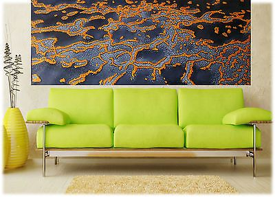 Art-Painting-Canvas-Abstract-reef-Landscape-Modern-Contemporary-63-034-x-32-034