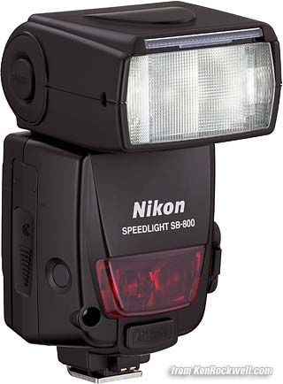 Nikon SB-800 Speedlight Flash. Have used this lens for several years and it's still kicking!