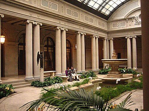 The Frick Collection  1 East 70th Street (between Madison and Fifth Avenues),  New York, NY 10021.