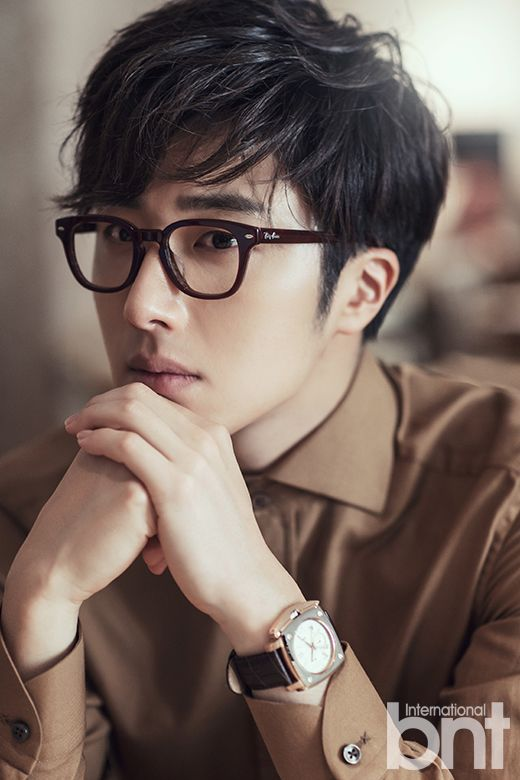 Jung Il Woo - bnt International November 2014