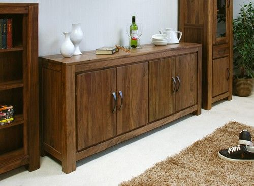 Simple This Mayan Walnut Large Low Sideboard is a part of Mayan and a great Sideboard