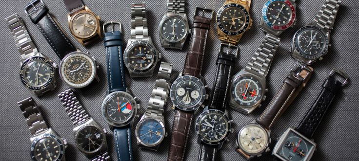 A Beginner's Guide To Buying A Second-Hand Watch - http://www.fashionbeans.com/2015/a-beginners-guide-to-buying-a-second-hand-watch/