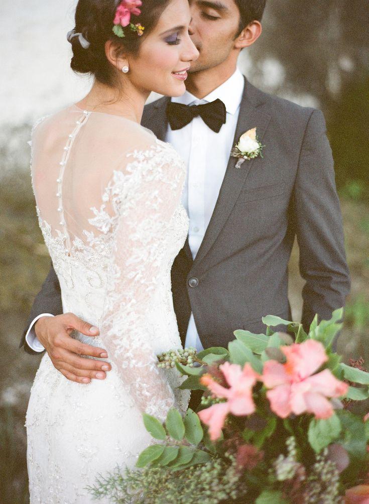 hacienda wedding inspiration // em the gem
