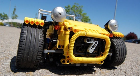 Lego-Caterham Seven