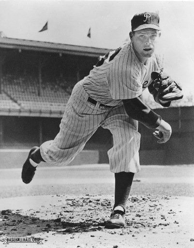 In July 1953 Robin Roberts streak of 28 straight Complete Games ended.