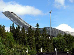 Holmenkollen Jump Tower