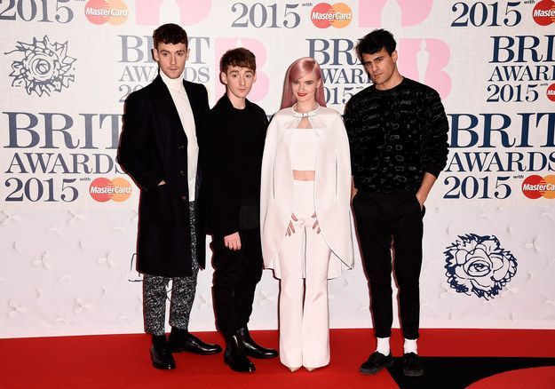 clean bandit dating Here's everything you need to know about grace chatto, the cello queen at the heart of clean bandit.
