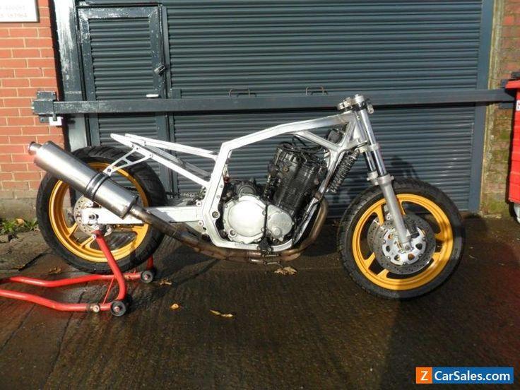 suzuki gsxr 750 slabside classic race bike project #suzuki #gsxr #forsale #unitedkingdom