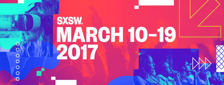 South by Southwest® (SXSW®) Conference & Festivals celebrate the convergence of the interactive, film, and music industries. March 10-19, 2017 | Austin, TX