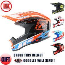 US $84.99 new torc brand motocross helmet off road downhill motorcycle helmets approved road racing helmet quality motorbike helmet t32. Aliexpress product