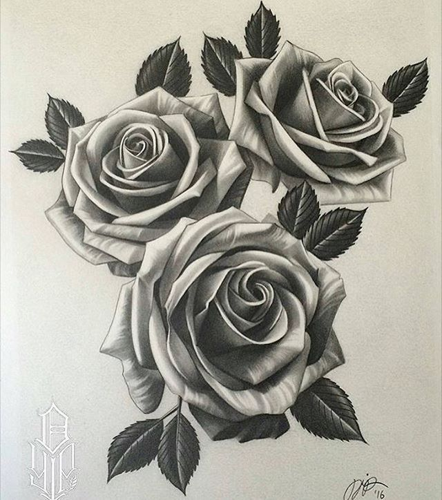 """8,459 Likes, 33 Comments - Inked Magazine (@inkedmag) on Instagram: """"@worldofpencils post of the day - Beautiful roses by artist @dustinyip #pencilart #pencildrawing…"""""""
