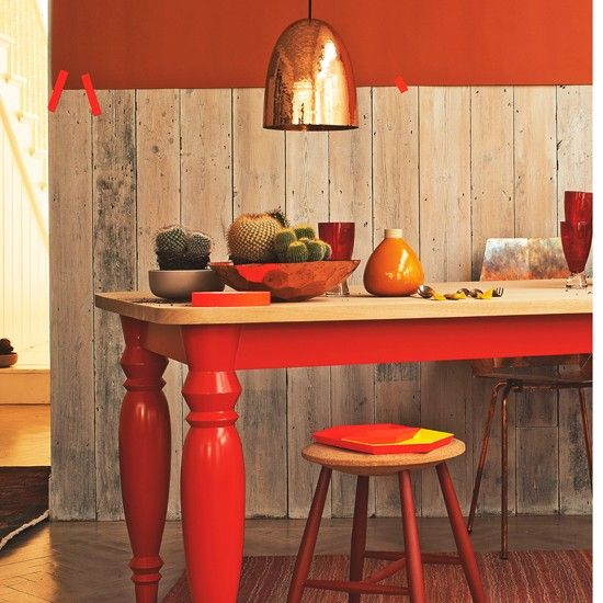 1000 Ideas About Orange Home Decor On Pinterest: 1000+ Ideas About Orange Dining Room On Pinterest