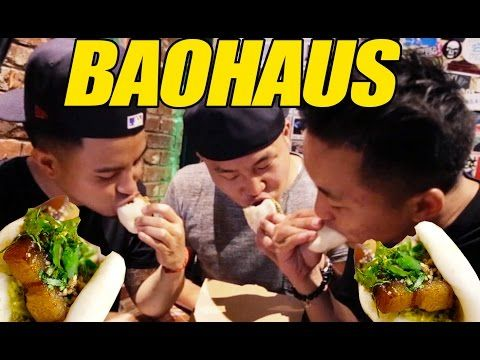FUNG BROS FOOD: Baohaus NYC - YouTube