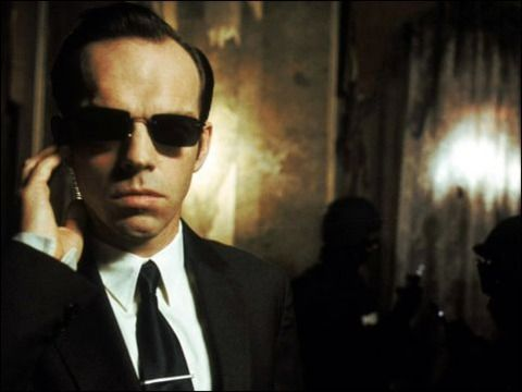 Agent Smith (Matrix) Echelle de malfaisance : 8/10