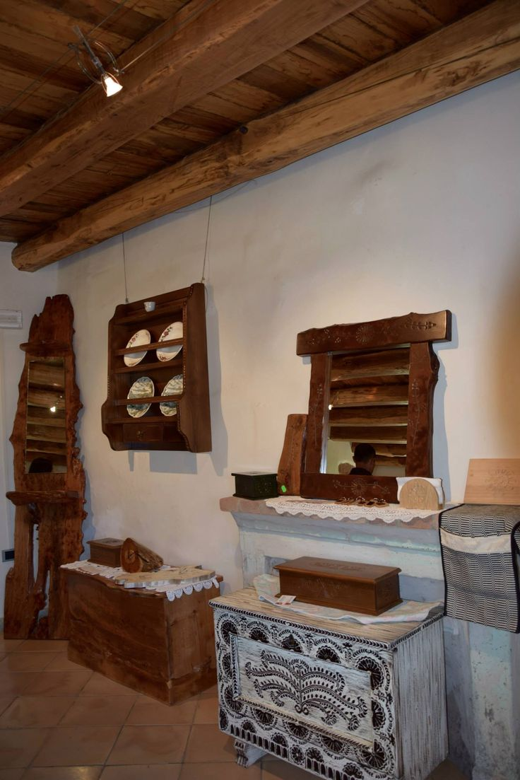 Traditional handicraft in Lanusei, Ogliastra