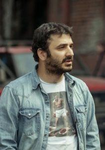 Sarik Andreasyan, director of AMERICAN HEIST #TIFF14