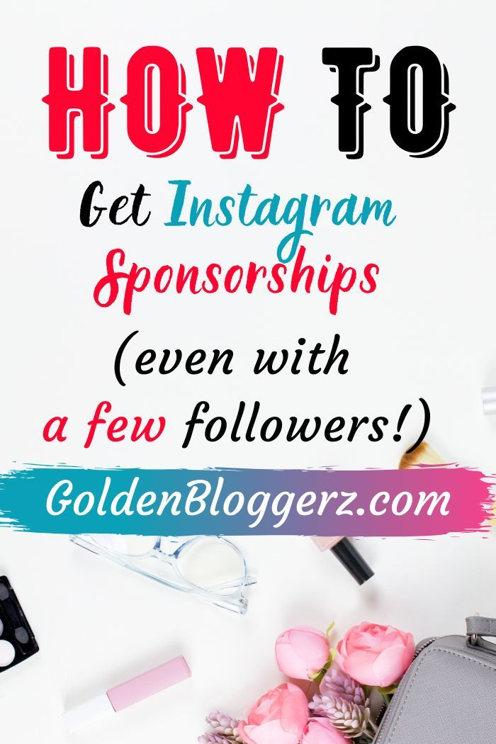 How To Get Sponsored On Instagram Golden Bloggerz In 2020 Instagram Marketing Tips Get Instagram Social Media Calendar