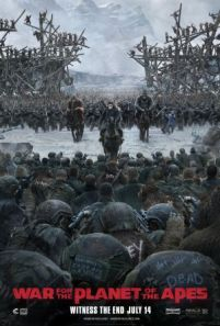 War for the Planet of the Apes -  After the apes suffer unimaginable losses Caesar wrestles with his darker instincts and begins his own mythic quest to avenge his kind.  Genre: Action Adventure Drama Actors: Andy Serkis Karin Konoval Steve Zahn Woody Harrelson Year: 2017 Runtime: 140 min IMDB Rating: 7.9 Director: Matt Reeves  War for the Planet of the Apes full movie online - post source here: http://www.insidehollywoodfilms.com/war-for-the-planet-of-the-apes-watch-online-full-movie/