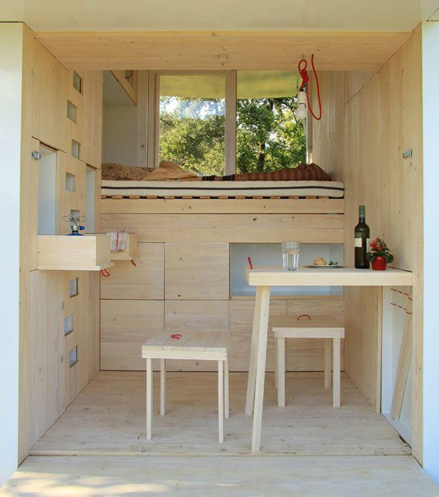 The Soul Box Modular Tiny House Design BlogsTiny InteriorsSmall