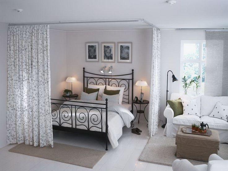 Studio Divider] Best 25 Studio Apartment Divider Ideas On ...